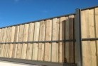 Acacia Creek Lap and cap timber fencing 1
